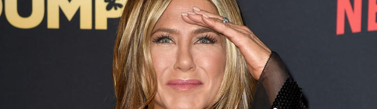 Jennifer Aniston Joins Instagram, Launches with 'Friends' Post