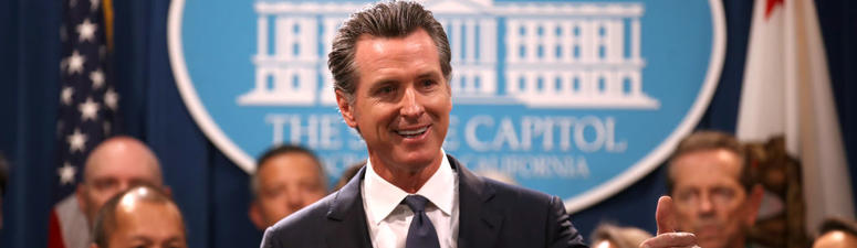 Gov. Newsom to Sign 'Deadly Force' Law, Measure Designed to Avoid Shootings