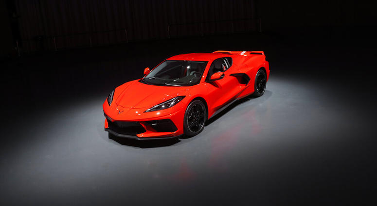 The New 2020 Corvette Is Here Knx 1070