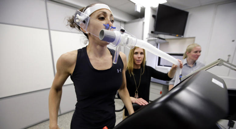 Army Medical Researchers Study 'Hyperfit' Women in Military