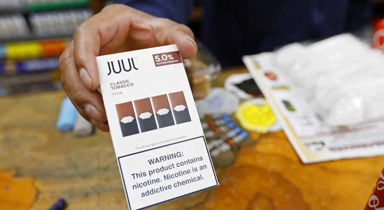 VIDEO: Juul Labs CEO on Vaping | KNX 1070