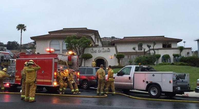 Signal Hill Apartment Fire Leaves Man Hospitalized Knx 1070