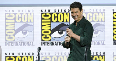 Comic-Con Kicks-Off its 50th Year with Big Guns Tom Cruise, Arnold Schwarzenegger