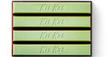 Mint Dark Chocolate Kit Kat DUOS