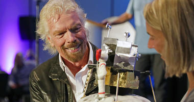 Virgin Galactic's Richard Branson says his Spaceship has some more Test Flights before Tourist Trip to Space