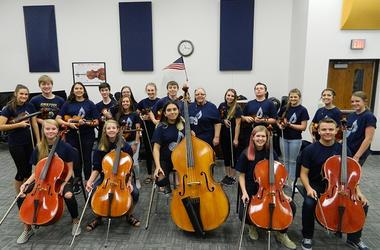 Casteel High School Chamber Orchestra