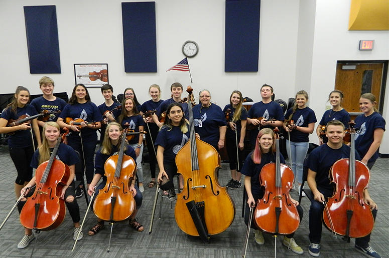 Casteel High School Chamber Orchestra