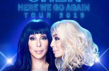 Cher Here We Go Again Tour Phoenix Arizona!