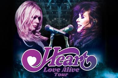 Heart Love ALive Tour with Joan Jett and the Blackhearts and Elle King