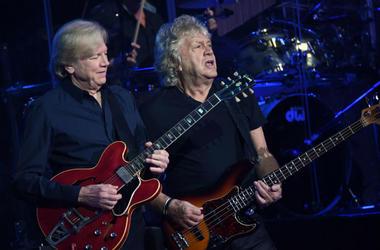 The Moody Blues