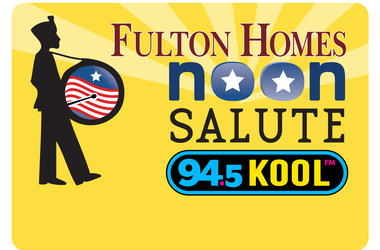 Fulton Homes Noon Salute