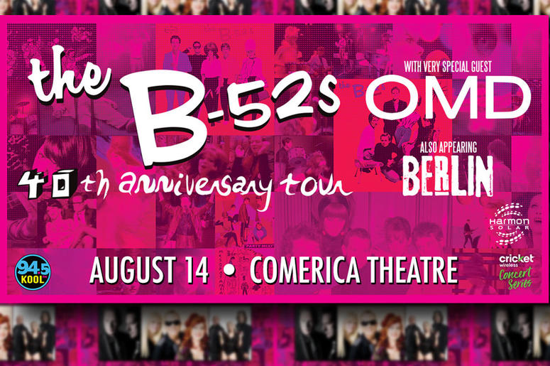 Your Chance to Win tickets to B-52, a Hotel Stay, and So Much More!