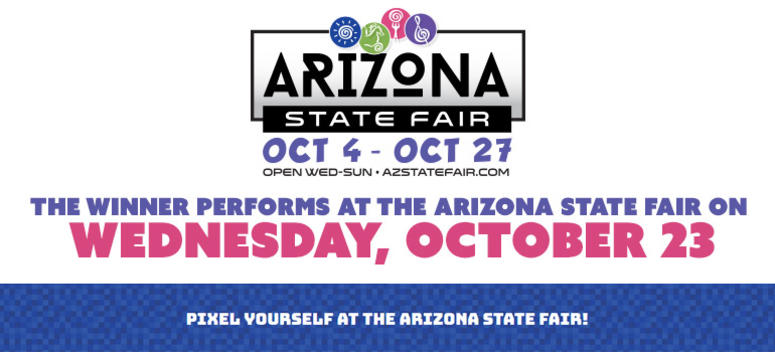 The winner performs at the Arizona State Fair on Wednesday, October 23