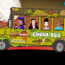 TAKE A RIDE ON THE KOOL GHOUL BUS!