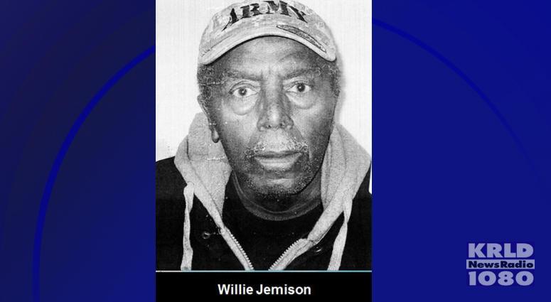 Silver Alert Willie Jemison