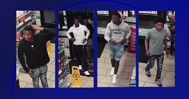 Mesquite Robbery Suspects
