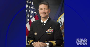 Rear Admiral Ronny Jackson
