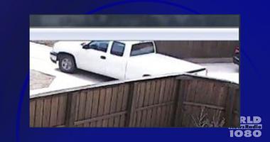 Southlake Police Suspect Vehicle