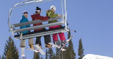 Skiers Resort