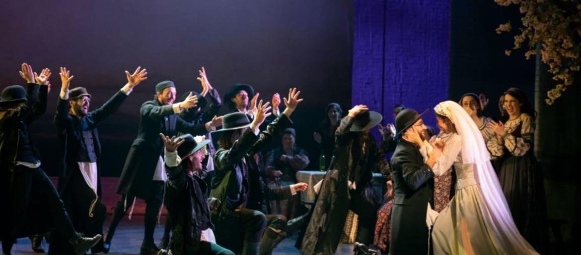 Review Dallas Summer Musicals Fiddler On The Roof | KRLD 1080