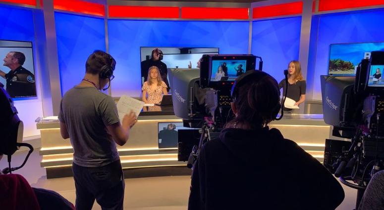 Creative Media Production Academy at Northwest ISD