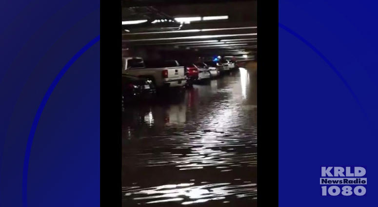 Dallas Love Field FLooding