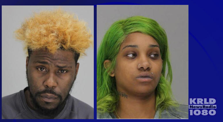 Dallas Police Arrest Two on Human Trafficking Charges