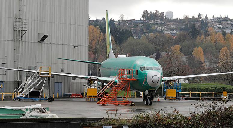 Boeing 737-MAX 8