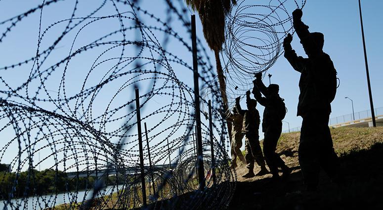 Military, Border