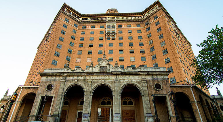 Baker Hotel, Mineral Wells