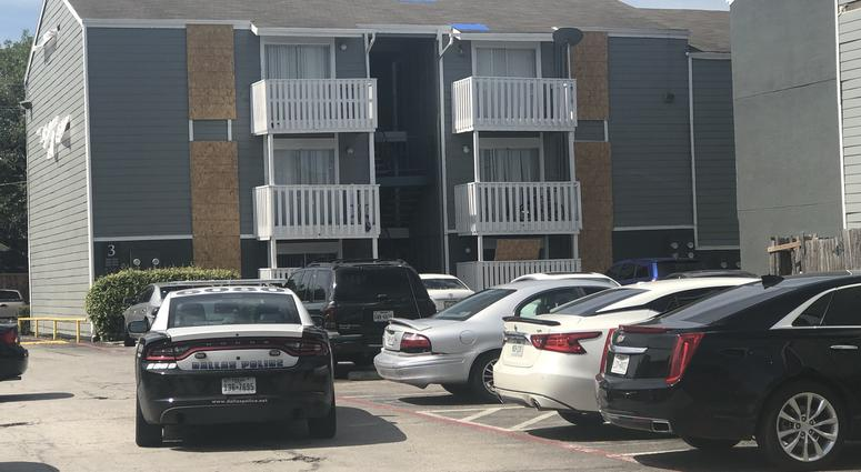 Dallas Apartment Shooting