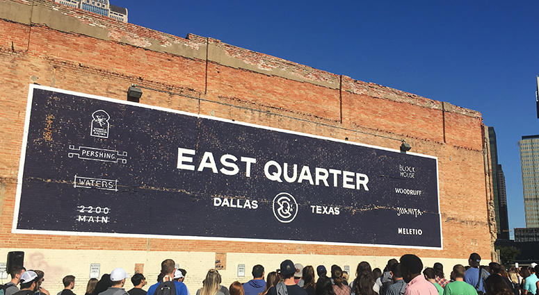 Dallas East Quarter