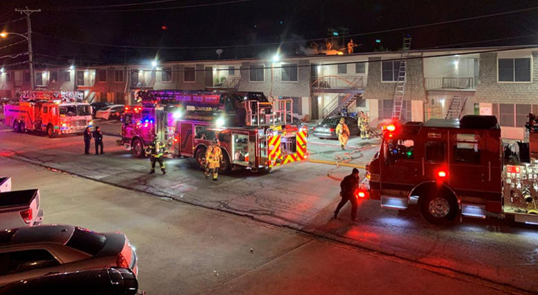 Euless Fire