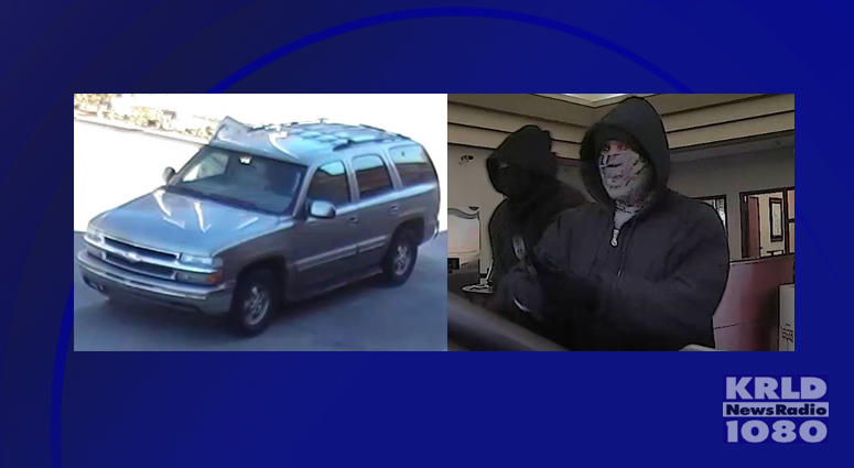 Flower Mound Bank Robbery