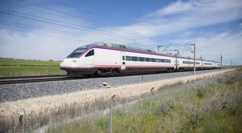 High Speed Rail Line