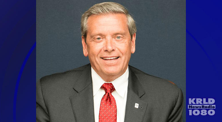 Bedford Mayor Jim Griffin