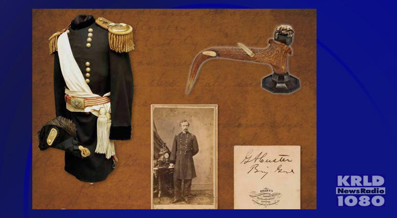 Heritage Auctions - Custer, Wild West