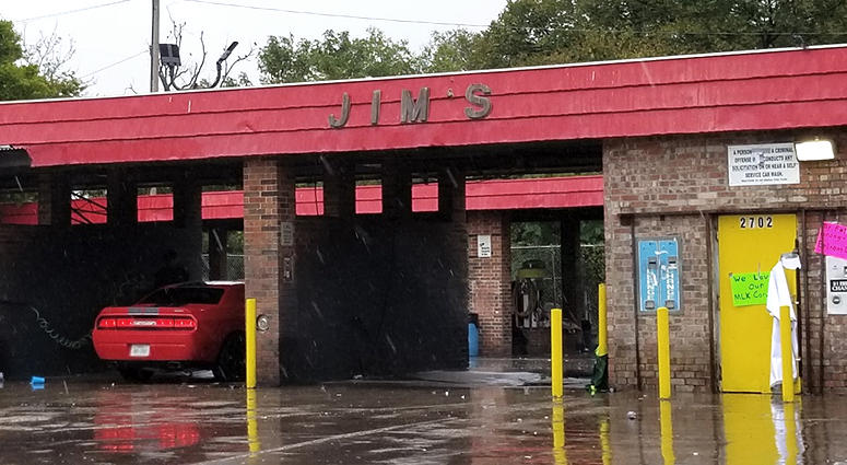 Jim's Car Wash
