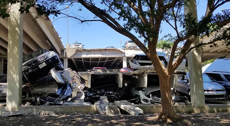 Las Colinas Parking Garage