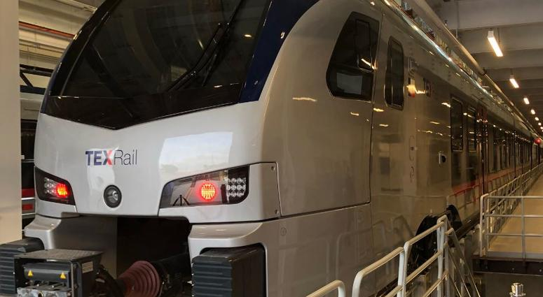 Trinity Metro Announces Service Start Date For TEXRail