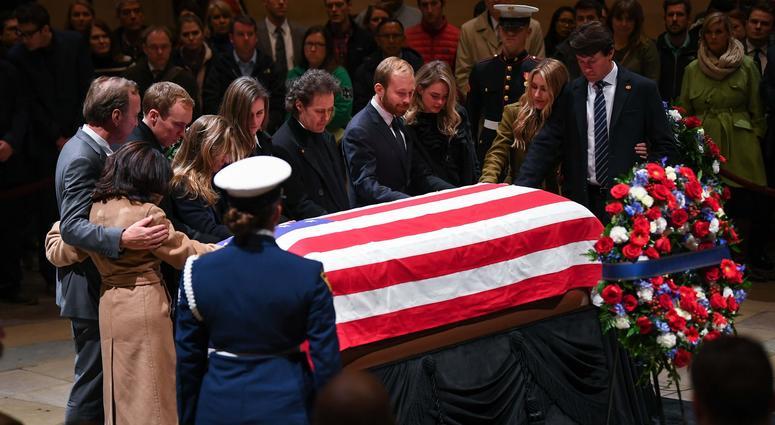 President George H.W. Bush Funeral