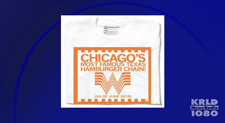 Whataburger shirt