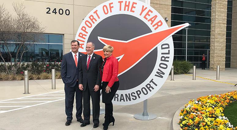 DFW Airport Award