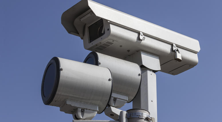Red Light Traffic Camera