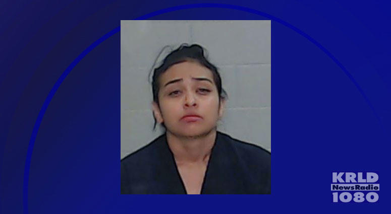 Texas Mother Busted For High Speed Chase With Baby On Her Lap | KRLD