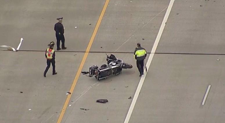 Irving Motorcycle Officers Injured