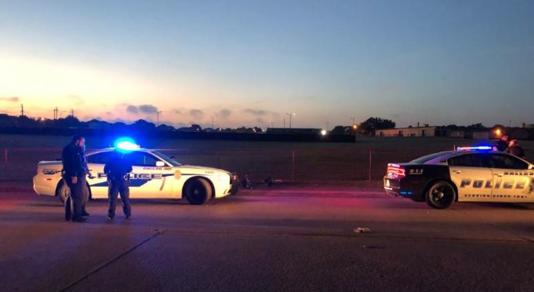 Shooting, Dallas Police