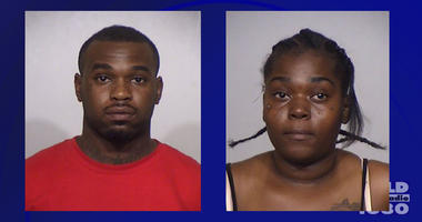 Child Sex Trafficking Suspects Dominique Parks and Destiny Hansford