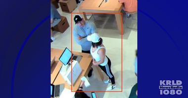 "Southlake Theft Suspects ""Swole Swindlers"""