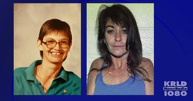 Murder Victims Audrey Cook, Donna Prudhomme